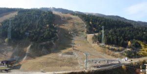Estación de Esquí en verano
